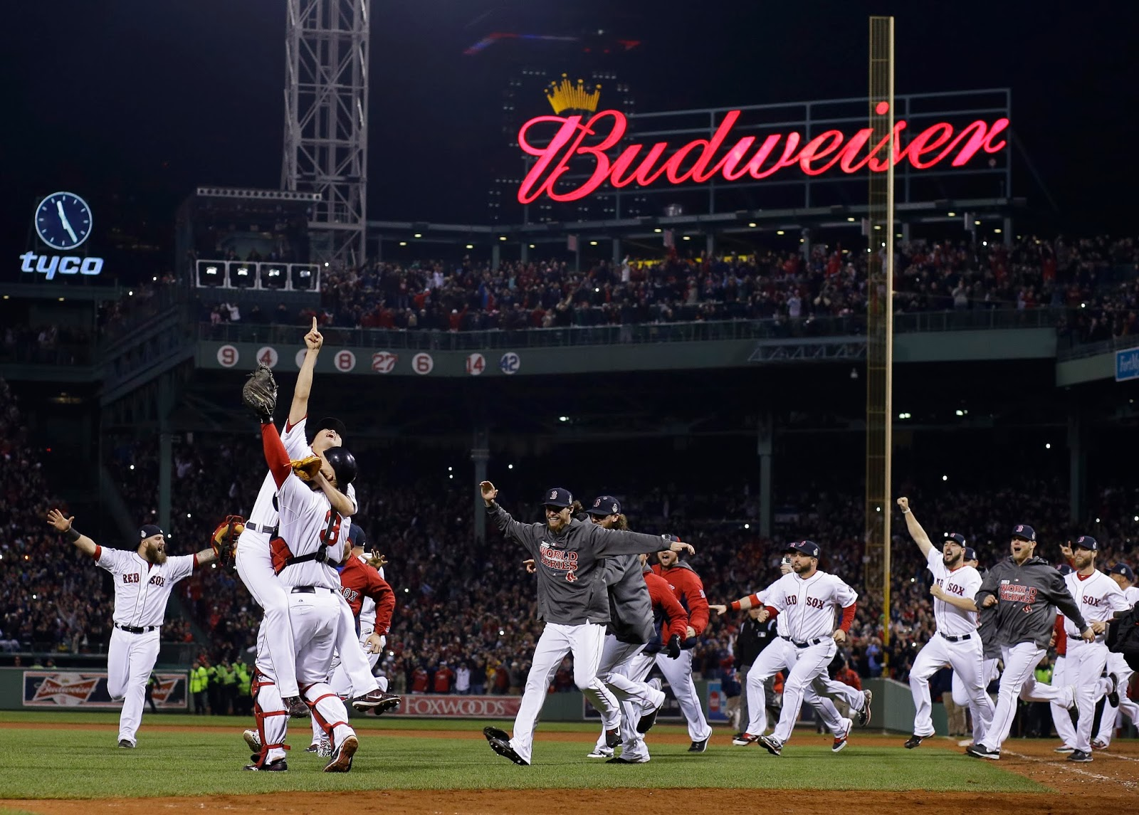 Not Another New England Sports Blog!: BOSTON RED SOX- 2013 ...