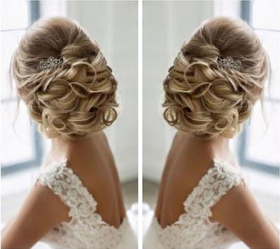 model rambut simple untuk ke pesta pernikahan