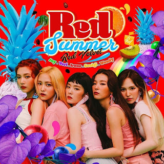 Red Velvet - The Red Summer Albümü