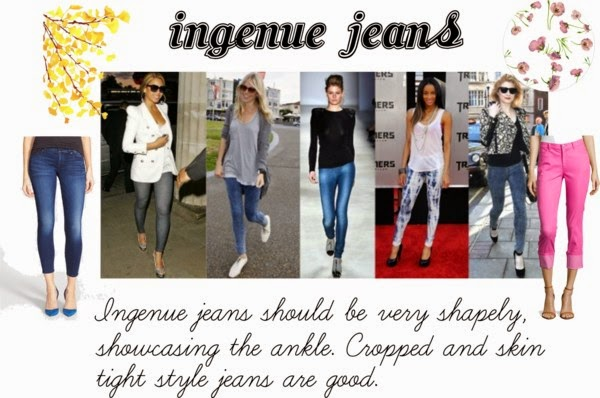 Ingenue Expressing Your Truth Closet