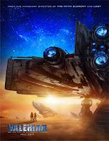 Valerian y la ciudad de los mil planetas (2017)