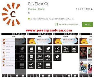 aplikasi cinemaxx