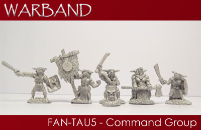 FAN-TAU5 - 5-man Command Group
