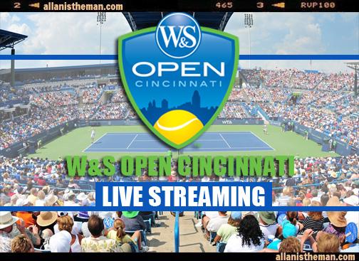 Tennis Cincinnati Live