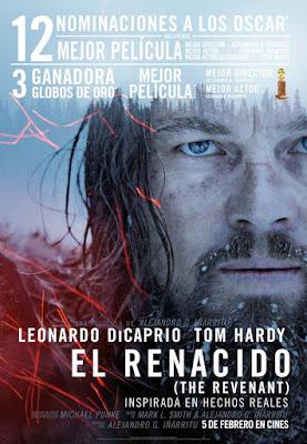 """""""El Renacido"""" (Alejandro González Iñárritu, 2015)"""