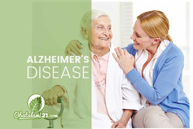 Cara Mengobati Penyakit Alzheimer Secara Alami