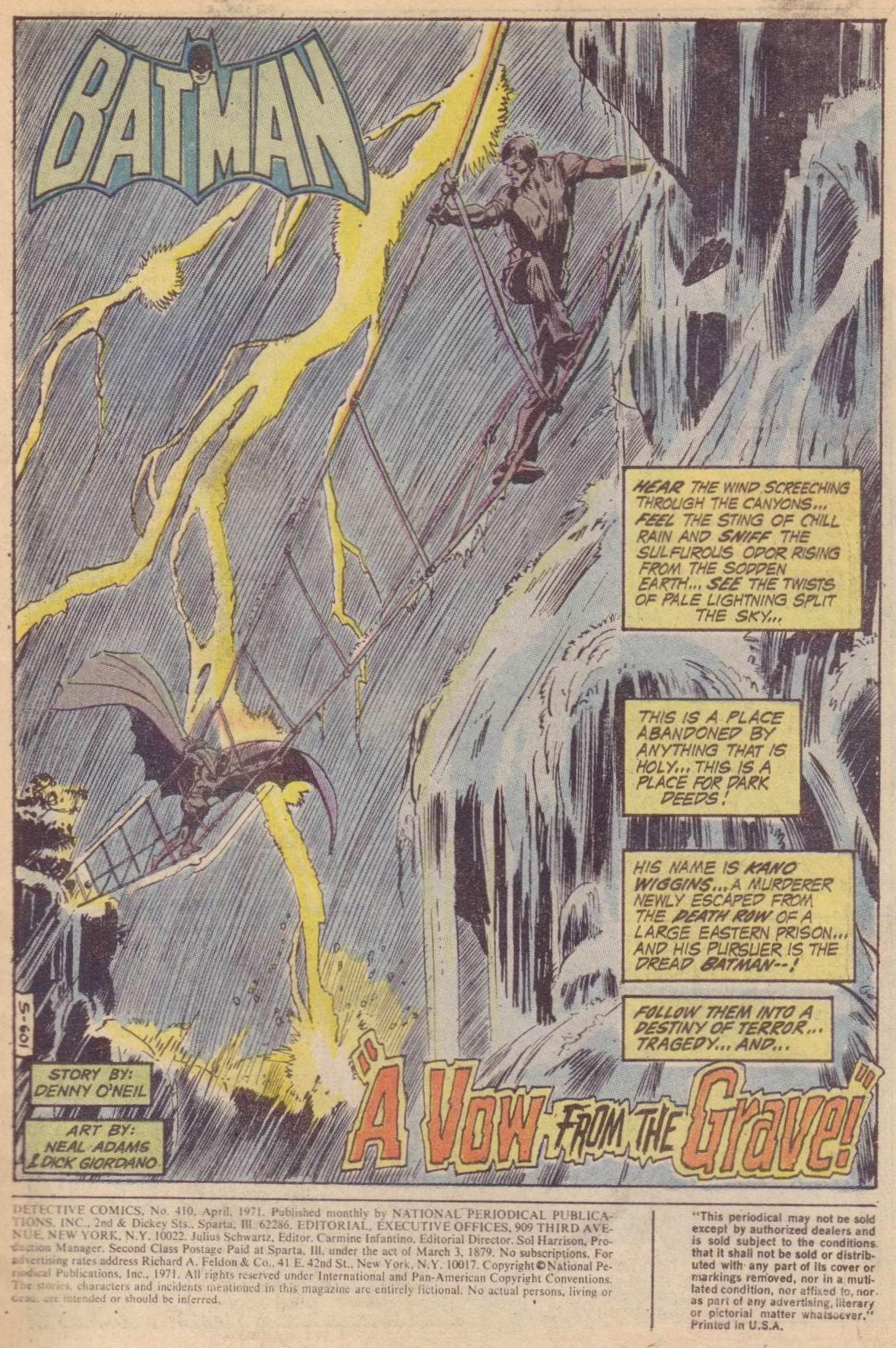 Detective Comics (1937) 410 Page 2
