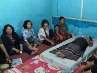 Lungun hian, boru Banjarnaor Hendak Menjenguk Ibunya tewas Dibegal mendengar berita itu Ibunya juga Meninggal