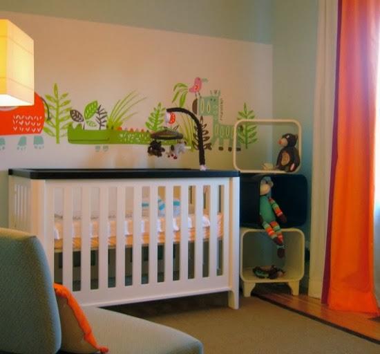 Dormitorio de bebé