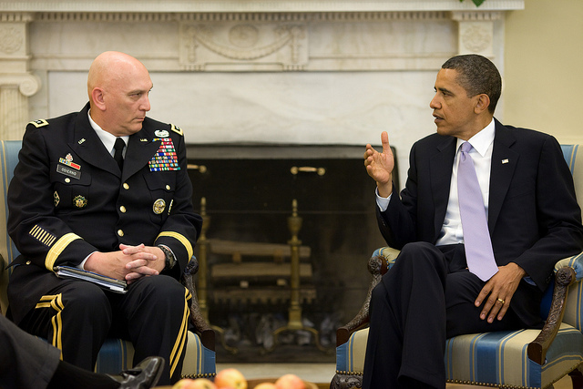 War News Updates: Top U.S. Army General: Defense Budget ...