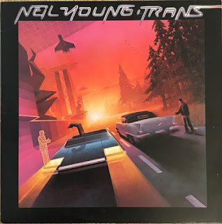 Neil Young, Trans
