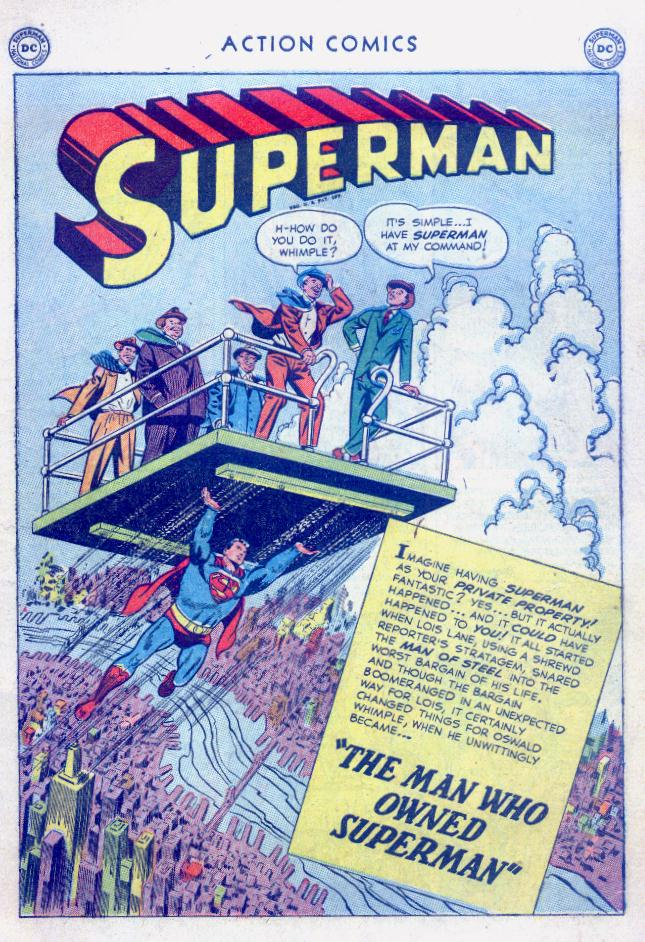 Read online Action Comics (1938) comic -  Issue #159 - 3