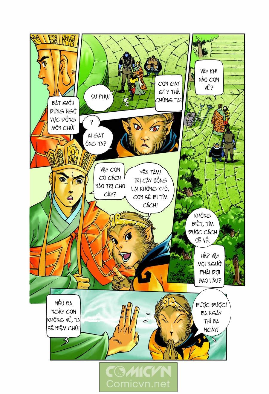 Tây Du Ký màu - Chapter 50 - Pic 21