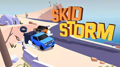 SkidStorm Apk + Mod Money for Android Offline | Online
