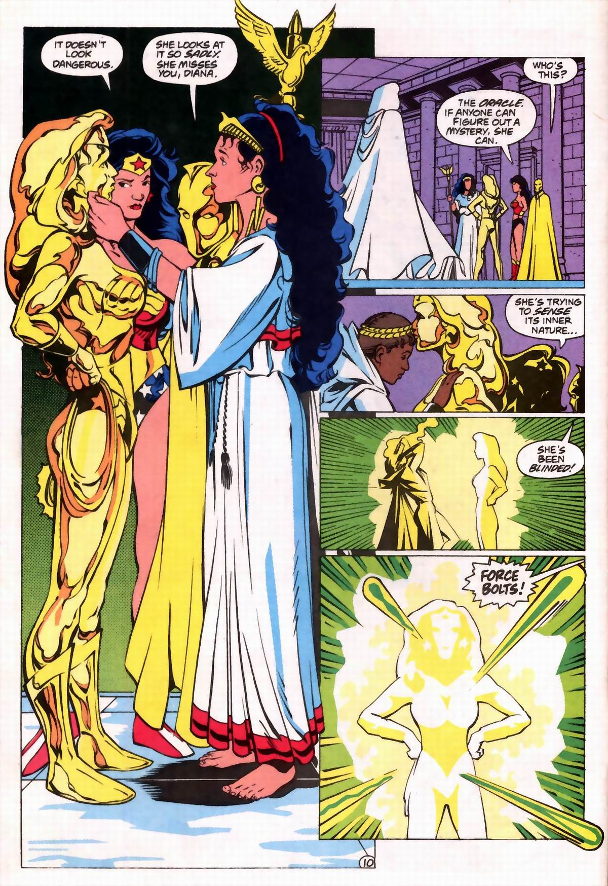 Read online Wonder Woman (1987) comic -  Issue #76 - 11