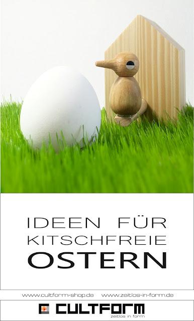 Ei fein ein Ei! Kitschreie Osterideen. Cultform