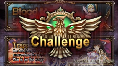 Bloodline Challenge Mode