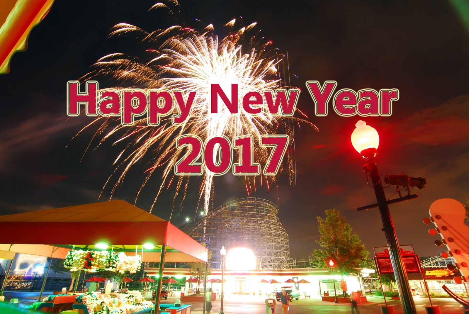New Year 2017 Hd Wallpaper: Happy New Year 2017 Wallpapers HD