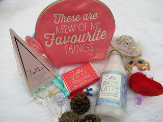 Zoella Beauty Bag, Fragrance soap on a stick, Sugar Dip, Bath Latte, #Review #Giveaway Christmas #2017GiftGuide