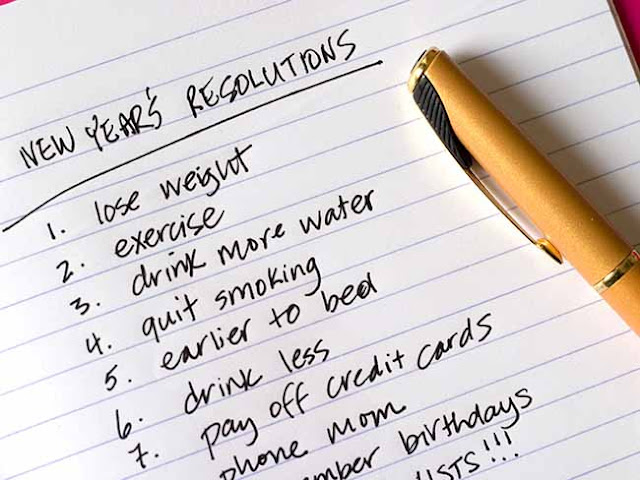 Top 10 Most Popular New Year 2016 Resolutions