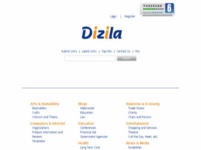 dizila_com-top-directory-page-rank6-400x300
