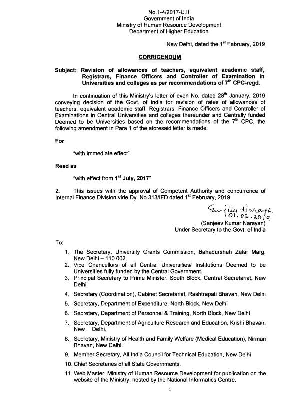 corrigendum-7th-cpc-allowances-teacher-academic-staff-college-university