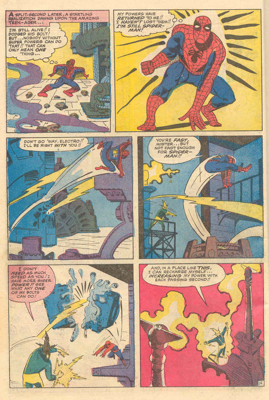 The Amazing Spider-Man (1963) _Annual_6 Page 14