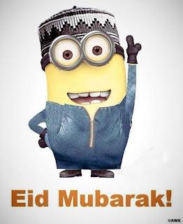 Funny Eid Whatsapp Dp