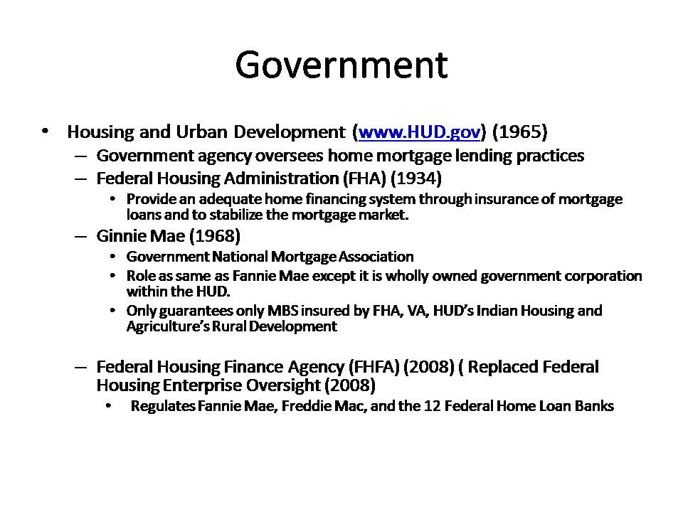 Economic Reviews: The U S  Housing Market Analysis - Part (1)