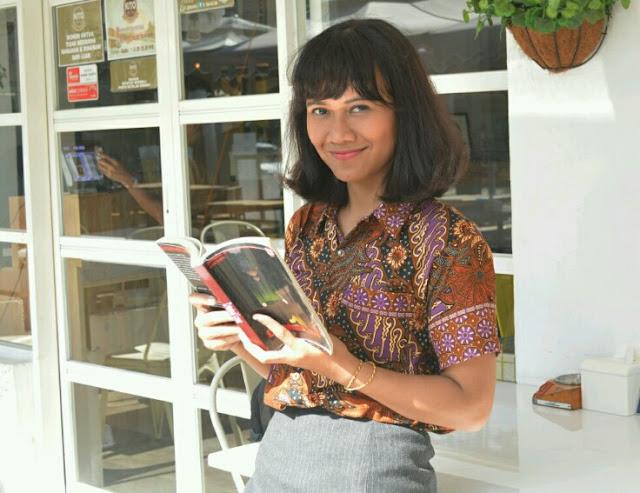 WOW! Sanaam Situmorang, Sosok Anak Siantar Mengukir Prestasi Bersama Buku