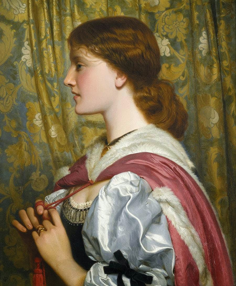 Charles Edward Perugini - A Victorian Era Artist