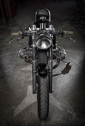 See Andrea's NEW Motorcycle Project