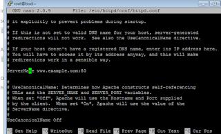 install Apache Mysql dan PHP di Centos 6