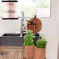 Bessere Idee Übertopf Für Eure Frischen Küchenkräuter
