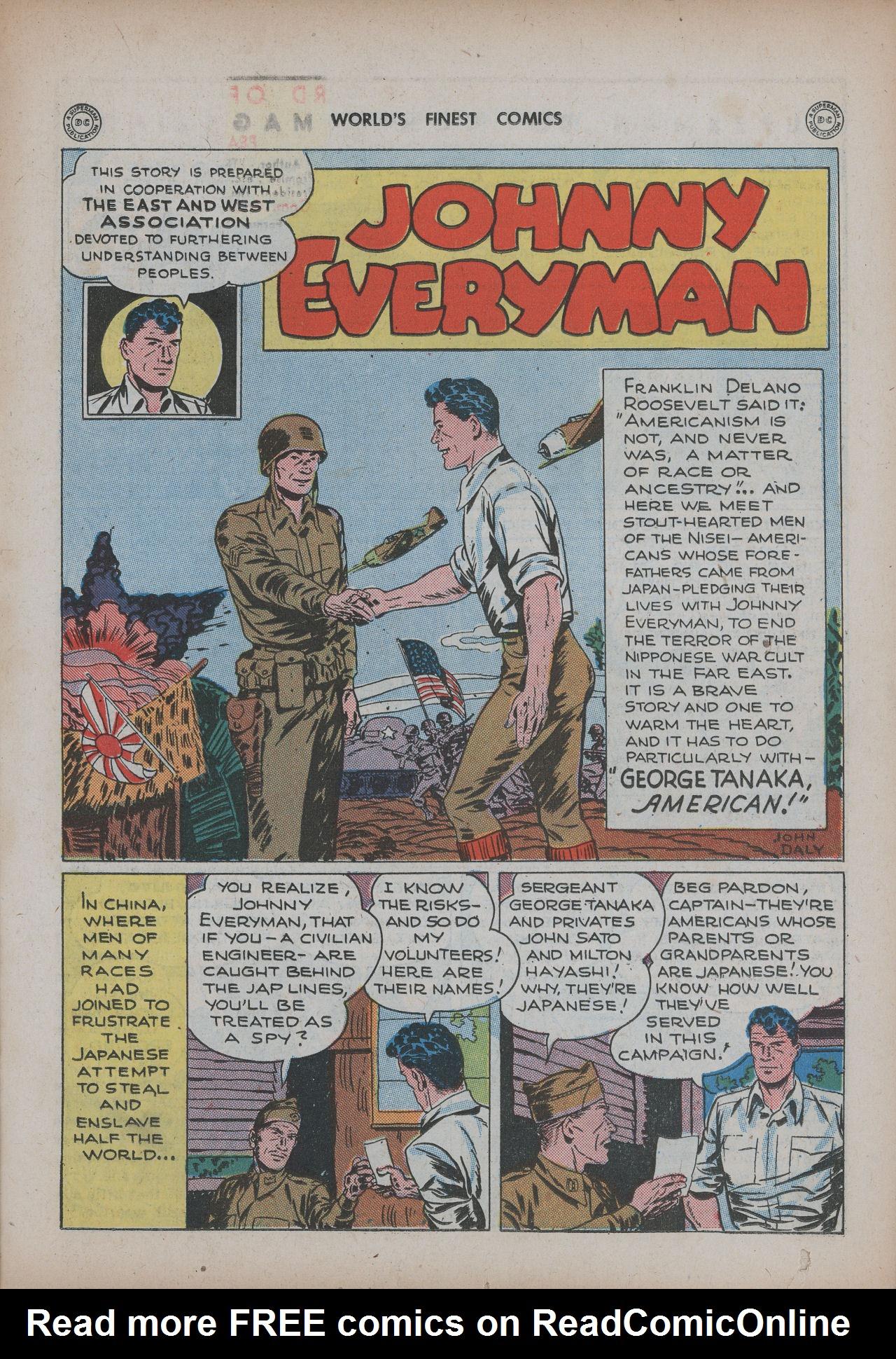 Read online World's Finest Comics comic -  Issue #20 - 53