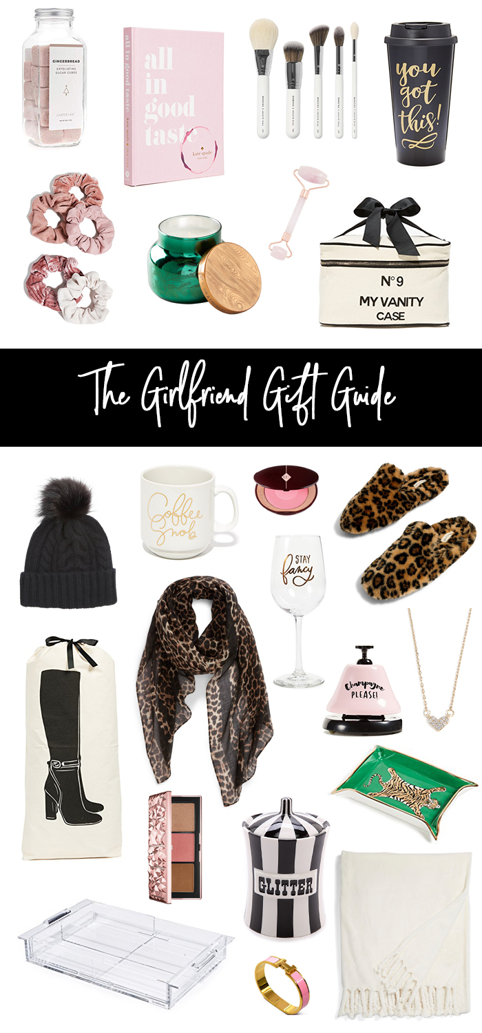 the girlfriend gift guide