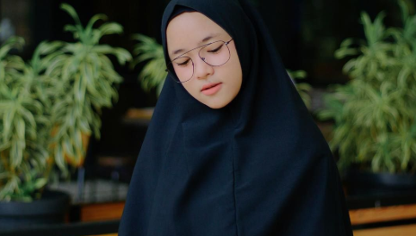 Hijab langsung ala Nissa Sabyan