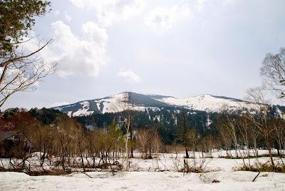 尾瀬ヶ原から至仏山
