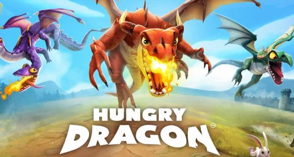 เกมมือถือ Hungry Dragon