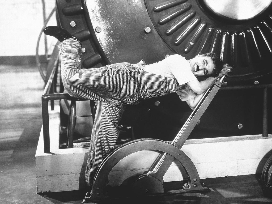 When Charlie Chaplin Entered a Chaplin Look-Alike Contest ...