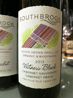 Southbrook Estate Grown Small Lot 'Witness Block' Cabernet Sauvignon / Cabernet Franc 2013 (90+ pts)