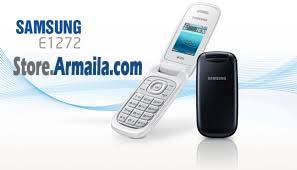 Hp Samsung Caramel GT E1272 - Tipe HP Samsung Buka Tutup