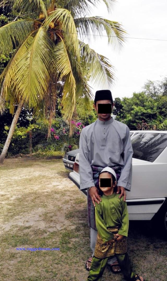 Kemeriahan Eidul Fitri di Malaysia