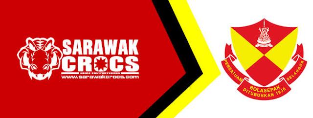 Live Streaming Keputusan Selangor Vs Serawak Liga Super 8 April 2017