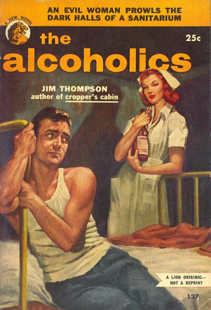 alcoholic authors