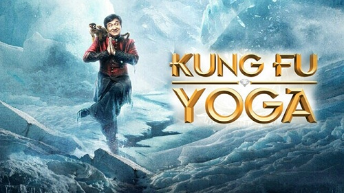 Kung Fu Yoga Poster