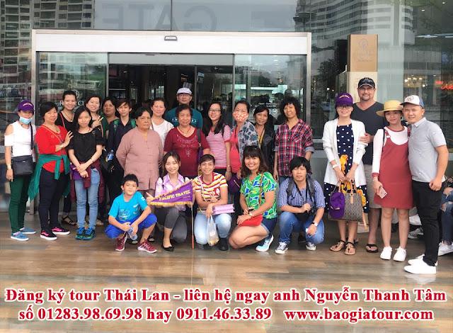 Du lịch Thái Lan xuân 2018 giá tour thái lan tết 2018 chương trình siêu chất