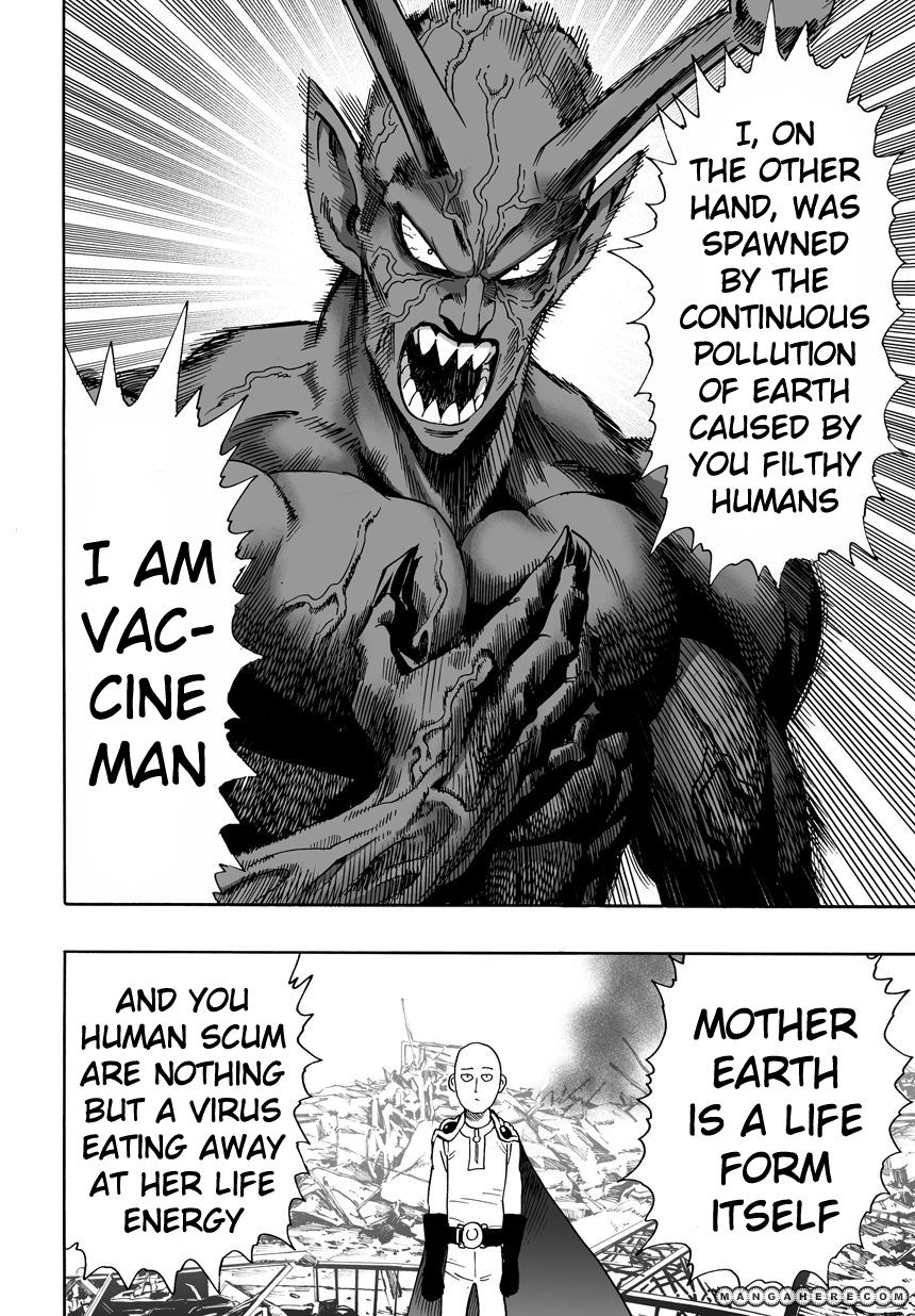 Onepunch-Man - Chapter 1