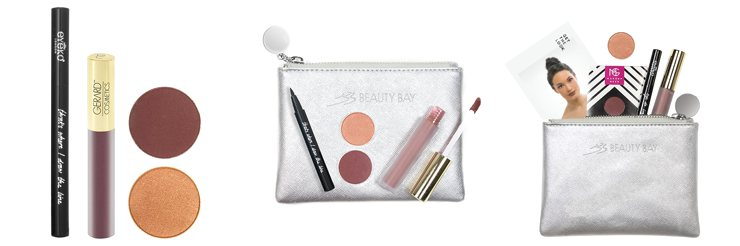 Beauty Bay Holiday Makeup Bag It's Trending Collection