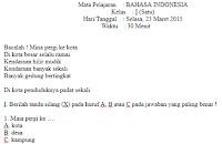 Soal-Ulangan-UKK-Semester-2-UTS-BAHASA-INDONESIA-kelas-1-SD